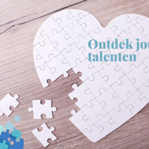 Ontdek jouw talenten